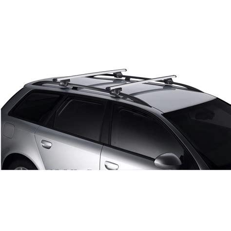roof rail mobil universal thule universal aluminium roof bars for bmw x3
