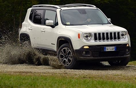 Jeep Italy Italy December 2014 Jeep Renegade In Top 10 Outsells
