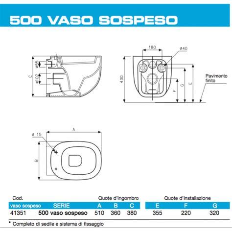 vasche da bagno pozzi ginori sanitari bagno sospesi pozzi ginori serie 500 san marco