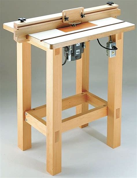 Build Your Own Router Table by Router Table Plan Build Your Own Router Table