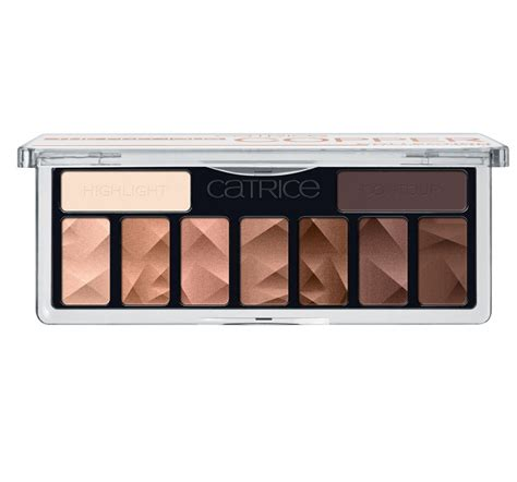 Diskon Catrice The Blossom Collection Eyeshadow Palette catrice the precious copper collection eyeshadow palette 010 metallux 10g beautyaz