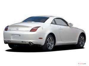 Two Door Lexus Image 2007 Lexus Sc 430 2 Door Convertible Angular Rear