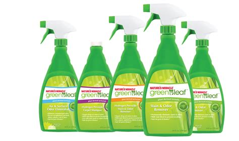 eco friendly cleaning products the abcd diaries nature s miracle green leaf pet products