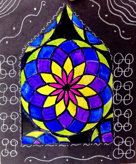 islamic pattern art lesson 17 migliori immagini su arte a scuola su pinterest