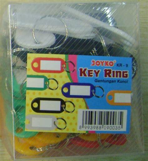 Gantungan Kunci Joyko 1 Set jual key ring gantungan bandol kunci joyko kr 9