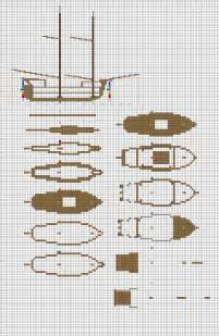 floor plans for minecraft minecraft sailing brig plans pg1 hull by coltcoyote on