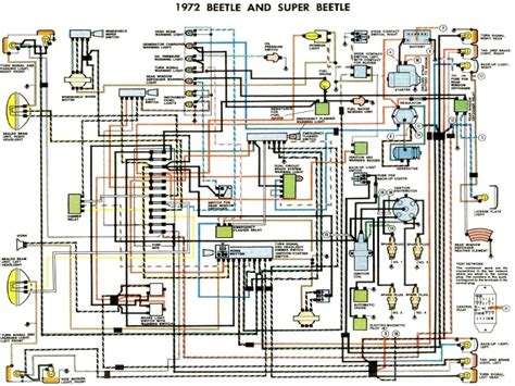 100 vw beetle fuel injection wiring diagram 1973 vw