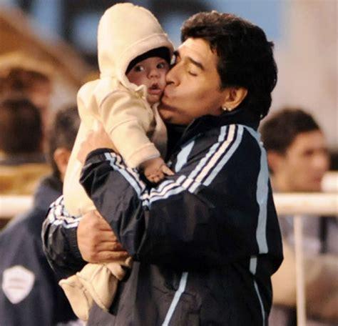 benjamin aguero maradona celebrity offspring page 107