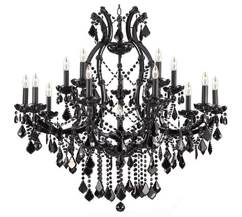 Black And White Chandeliers Theresa Trimmed Chandelier Chandeliers Chandelier Chandeliers Lighting