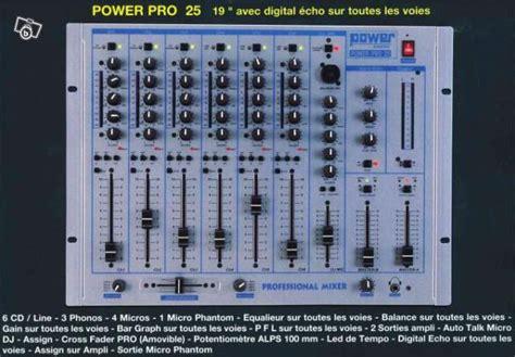 88 Pro Loop Powered Process power acoustics pro 25 image 233019 audiofanzine