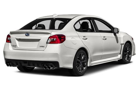 subaru sedan 2016 subaru wrx price photos reviews features