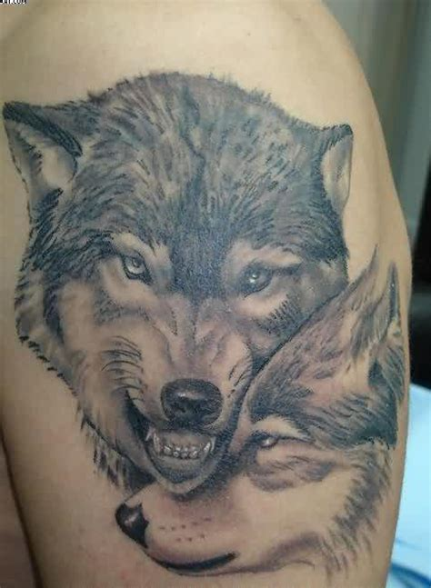 wolf tattoos designs and ideas page 15