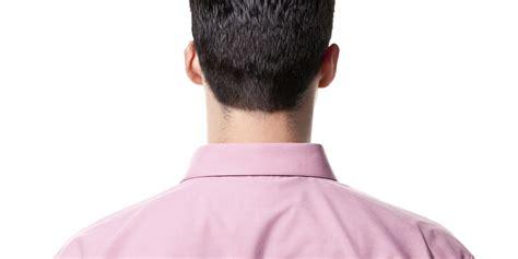 square nape line on black person men s haircuts boldbarber com