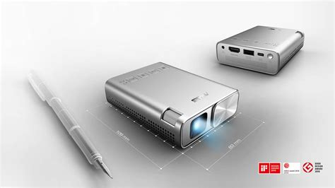 Proyektor Asus asus e1 portable led projector