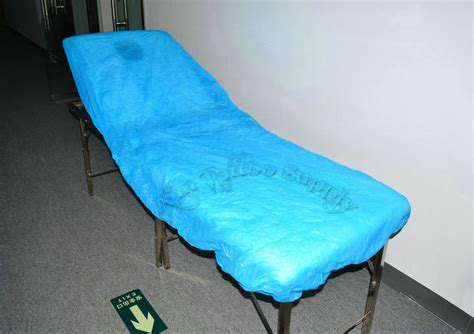 tattoo beds environmental pe tattoo bed cover disposable pe tattoo