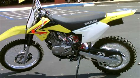 Suzuki 125 Trail Bike Pics For Gt Suzuki Dirt Bike 125