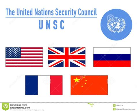 United Nations Nation 12 by The United Nation Security Council Unsc Stock
