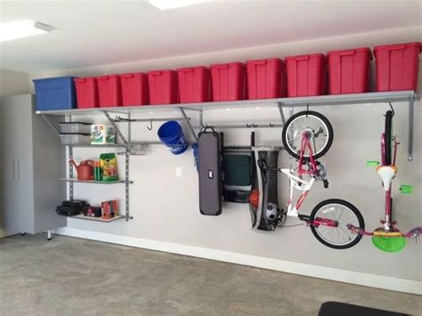 Garage Shelving Systems Best 25 Garage Storage Ideas On Diy Garage