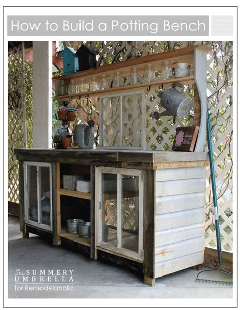 reclaimed wood potting bench 154 best images about potting bench ideas on pinterest