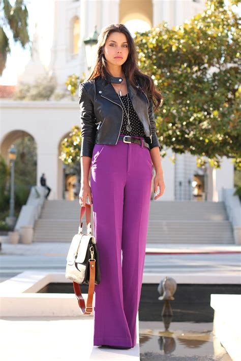 Wide Leg 4 Great Finds For The Look by 403 Best Images About How To Wear My Purple On