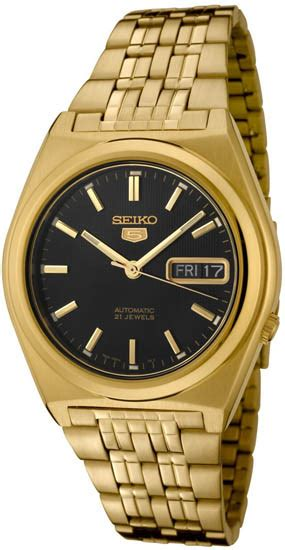 Jam Seiko Velatura Black Gold buy automatic watches page 71