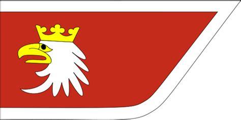 Aufkleber Bestellen Polen by Flagge Ermland Masuren Warminsko Mazurskie Fahne