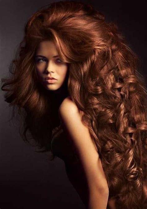 long hairstyles for big heads bakır kestane sa 231 renkleri 2014 stylekadın