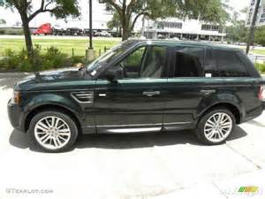 2010 galway green land rover range rover sport hse