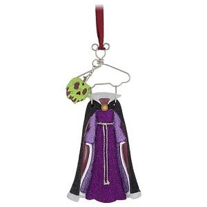 your wdw store disney christmas ornament costume on