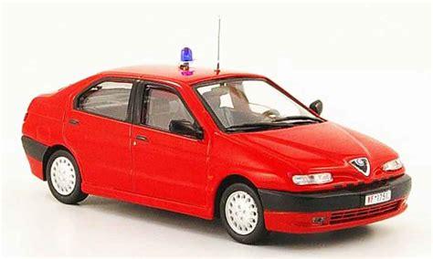 pego car alfa romeo 146 vigli fueco pompier pego diecast model