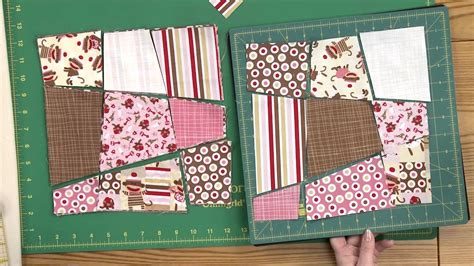 quilting quickly zoe s play day wonky nine patch quilt