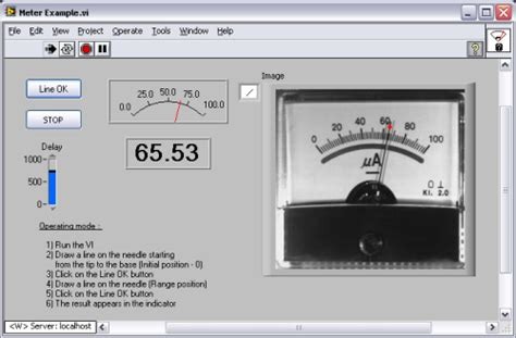 Meter Example   National Instruments