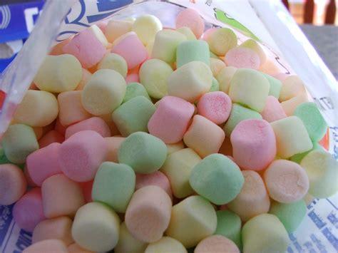 Mini Marshmallows marshmallows living the allergic to the fullest