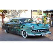 Inovatif Cars 1950 Mercury