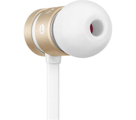 3 5 Mm In Ear Headphones Gold buy beats urbeats headphones gold iphone 7 lightning