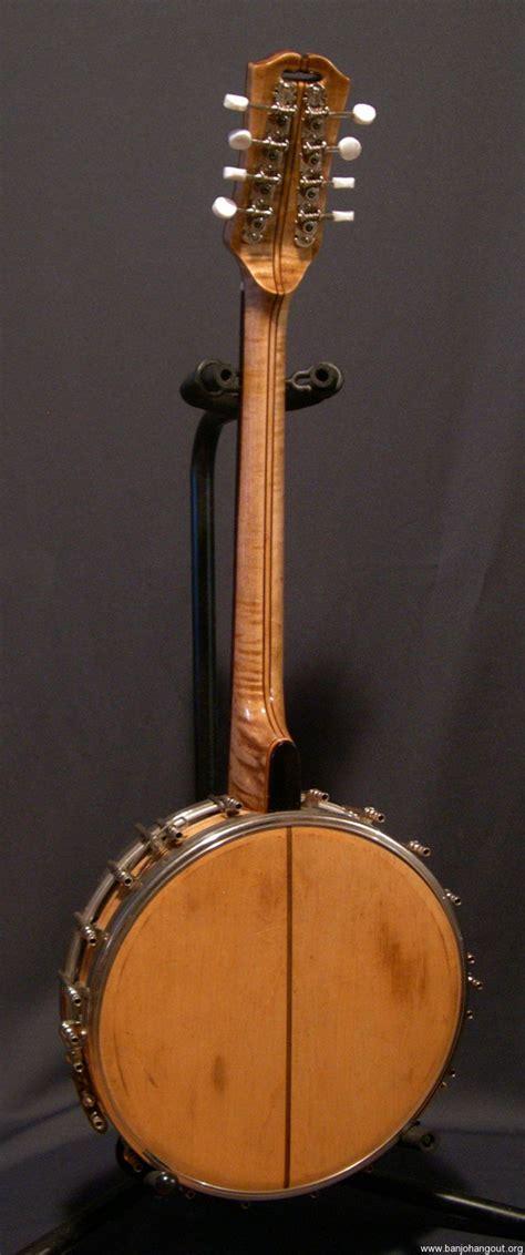 Handmade Mandolin For Sale - octave mandolin banjo new unique x pot custom neck