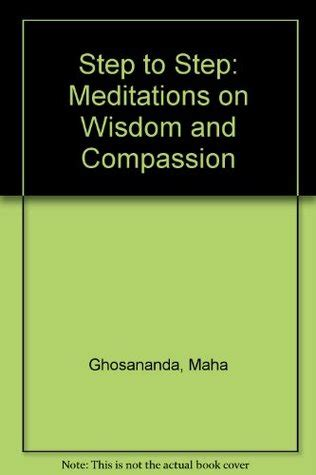the problem christian compassion convictions and wisdom for today s big issues talking points book 3 books step by step meditations on wisdom and compassion by maha