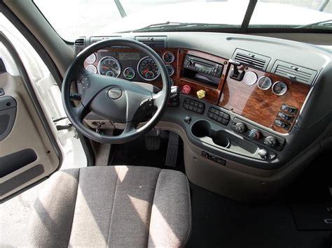 Freightliner Truck Interior by Freightliner Cascadia Interior