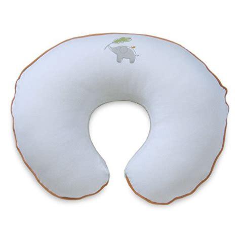 The Original Boppy Pillow by Boppy Pillow Slipcover Organic Elephant Gray In Uae