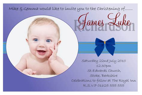 template for christening invitation card baptism invitation card messages graduation invitation