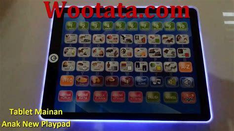 Tablet Untuk Anak tablet mainan untuk anak new playpad