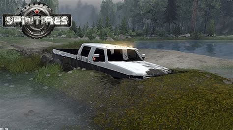 mud truck diesel brothers spintires ford dually stuck in mud diesel brothers ford