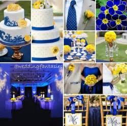 Blue And Yellow Decor Blue And Yellow Wedding Theme Wedding Theme Ideas