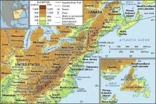 united states map appalachian mountains appalachian mountains definition map history facts