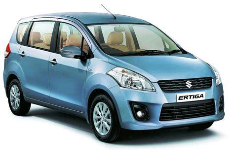 Suzuki Ertiga New Maruti Ertiga Sky Blue