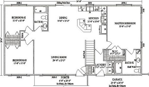 open floor plans  ranch style homes archives  home plans design
