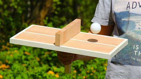 diy table tennis table diy ping pong table tennis for one person