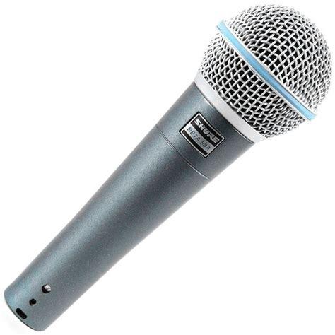 Original Shure Mic Sm58 microfone profissional shure beta58a sm58 original r