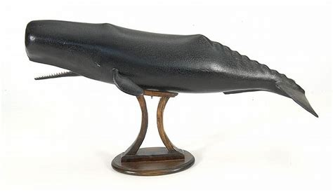 Real Estate In Cape Cod Ma - carved wood whale by irving briggs of cape cod massac