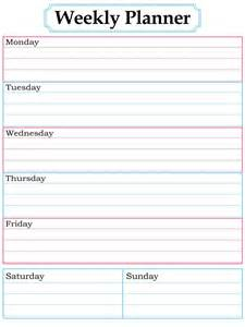 week organizer template 25 unique weekly planner printable ideas on